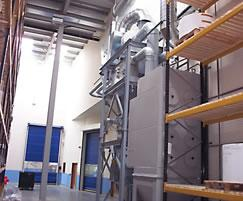 CH cartridge dust collector