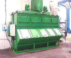CW wet dust collector