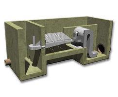 Hydro-Jet® screen
