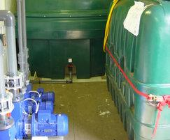Water treatment and monitoring, Central Scotland