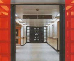 Nu-Flame walls and ceilings- fire protection