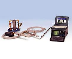 Internal rotary inspection system
