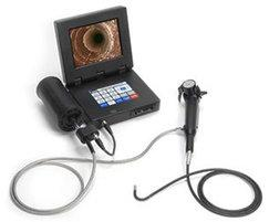 Video probe inspection technology, Edinburgh