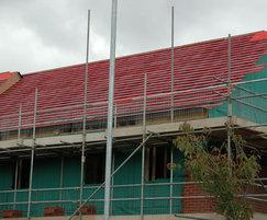 JB-RED BS 5534 roofing battens