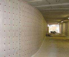 508 Mesh cavity drain waterproof membrane