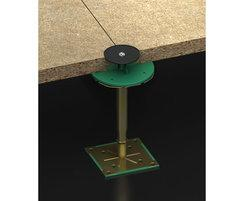 Acoustideck lightweight acoustic flooring