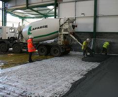 Extensia™ concrete, Kingsbury Link industrial units