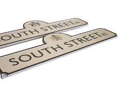 Street nameplates