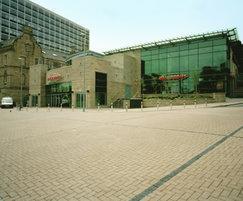 Tescina textured concrete block paving