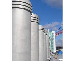 Midtec mast system