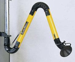 MiniMan-100 fully flexible extraction arm