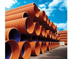 Ridgisewer polypropylene pipes for gravity sewers