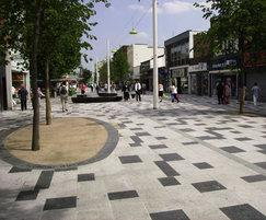 Art at the Centre, Slough High Street