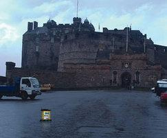 Service unit jt08 raised - Edinburgh Castle