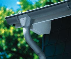 Rheinzink also offers rainwater systems