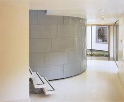 MULTI-FORM cladding tiles used for internal cladding