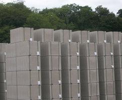 Standard pimple-textured concrete