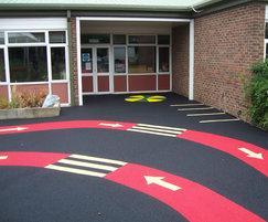 Play area, Istead Rise School