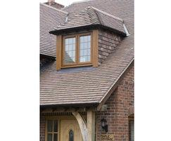 311 Handmade Plain Clay Roof Tiles Sandtoft Roof Tiles