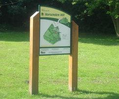 Information panels, London Borough of Ealing
