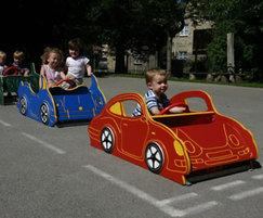 Toddler Transport play vehicles